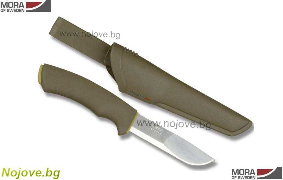 MORA Bushcraft Forest Knife Mora®2010, Ловен или туристически нож, МОРА Швеция 2010
